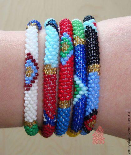 Многоярусные браслеты купить