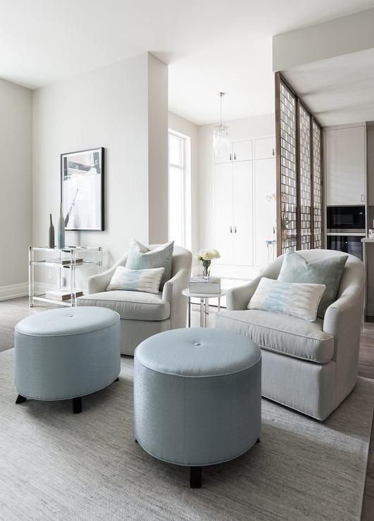 Astounding Kick Back And Relax In This Elegant Living Room Boasting Two Short Links Chair Design For Home Short Linksinfo