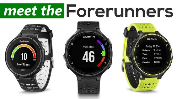 awesome Meet the Garmin Forerunner 630, 235 & 230 - GPS Watch Activity Trackers
