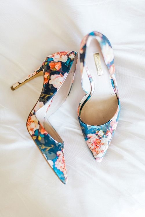 Of The Best Floral Summer  Shoes