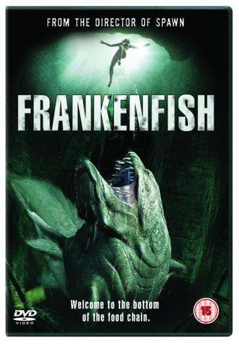 Frankenfish [DVD] [2005]: Amazon.co.uk: Tory Kittles, K.D. Aubert ...