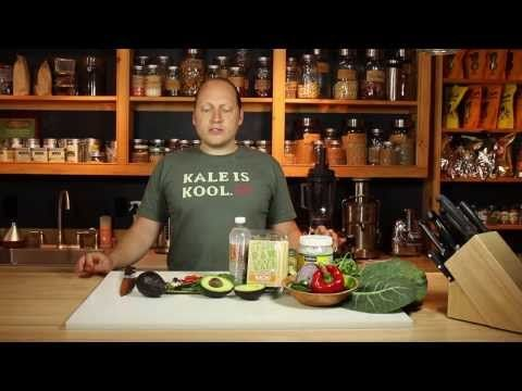 Brad's Raw Foods | Brad's Raw Recipes: Avocado Soup