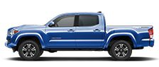 Toyota Tacoma Interior, Exterior & Safety Features