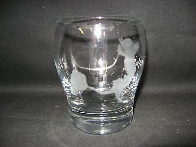 NEW ETCHED AUSTRALIAN TERRIER OLD-FASHIONED ROCKS GLASS TUMBLER | eBay