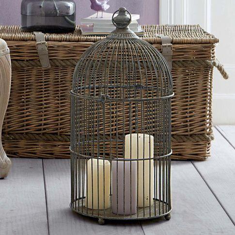 MARAVILLA Deko-Vogelkäfig