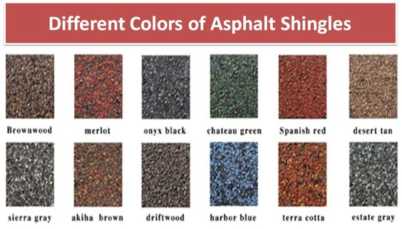 Best Asphalt Shingles And Colors On Pinterest 400 x 300