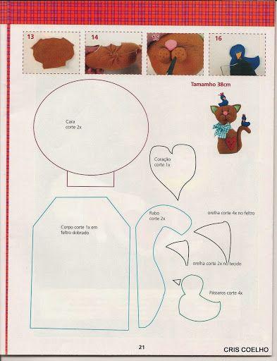 161 guia do atelie feltro 01 - maria cristina Coelho - Picasa Webalbums
