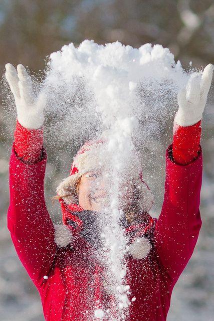 Let it snow..