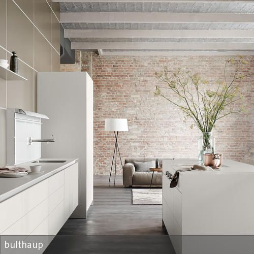 bulthaup b3 Wand, Mixers and Lofts - laminat für küchen
