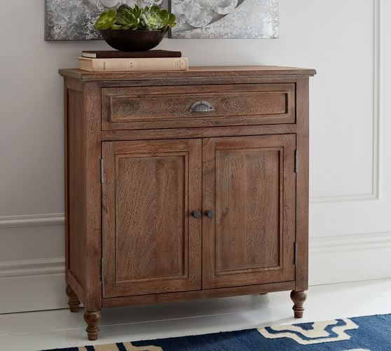 Pottery Barn Storage Cabinet Watersofthedancingsky Org