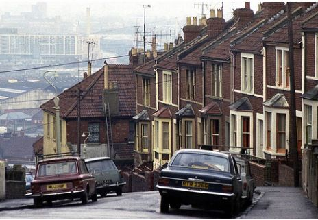 Garnett street Bristol