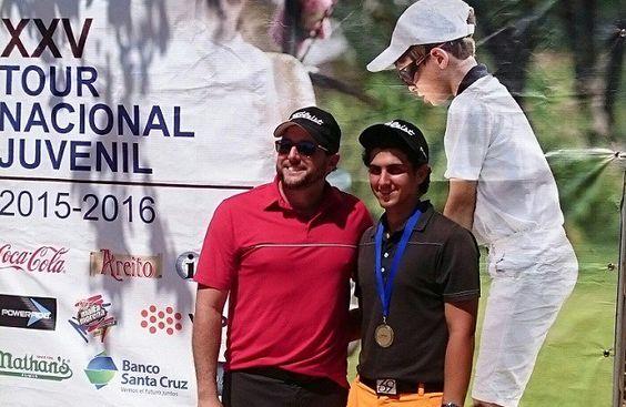 Valverde y Kim dominan séptima parada Tour Nacional Juvenil