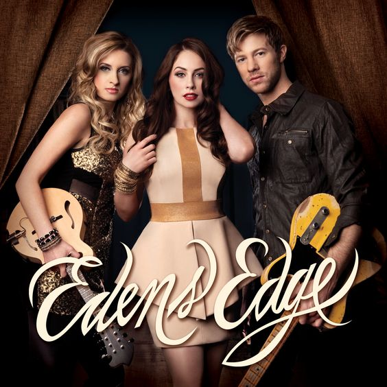 Edens Edge have announced the tracklist for their new record, out June 12! Read more here: http://smarturl.it/EEtracks    TRACKLIST:    Amen,    Swingin' Door,     Skinny Dippin',     Too Good To Be True,    Last Supper,     Feels So Real,     Who Am I Drinking Tonight,     Liar,     Cherry Pie,     Christ Alone: Favorite Music Artists, Edens Edge S, Country Girl, Country Bands, Edge Edensedge, Album Cover, Country Music Artists, Eden S Edge, Deluxe Edition