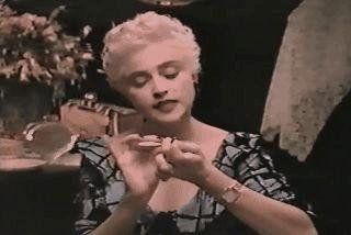 Madonna tá se lixando