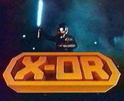 X-OR shérif de l'espace