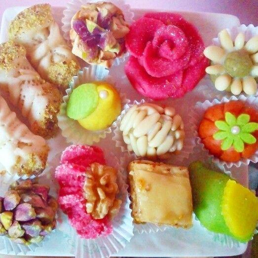 Pâtisseries gourmandises tunisienne