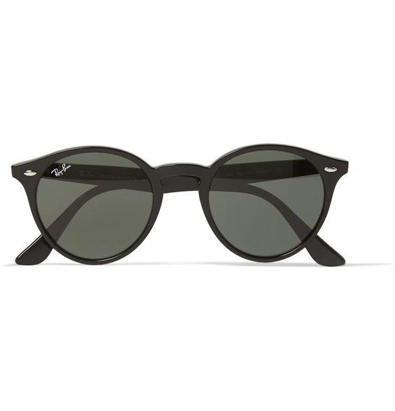 ray ban round frame acetate sunglasses  ray ban 2180 round frame acetate sunglasses