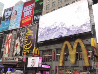 Here Are Some Advertising Slogans. Do You Remember the Brands? [Video] We test people in Times Square By John Tejada