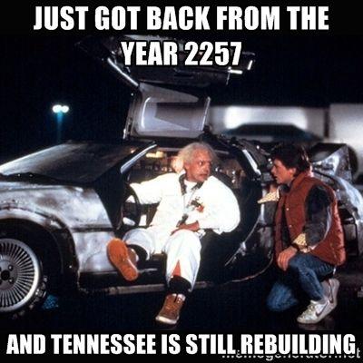 BTTF Tennessee MEME: