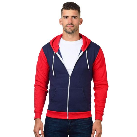 colorful hoodie for men