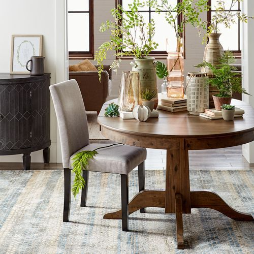 Build Your Own Heritage Oval Parsons Dining Collection Dining