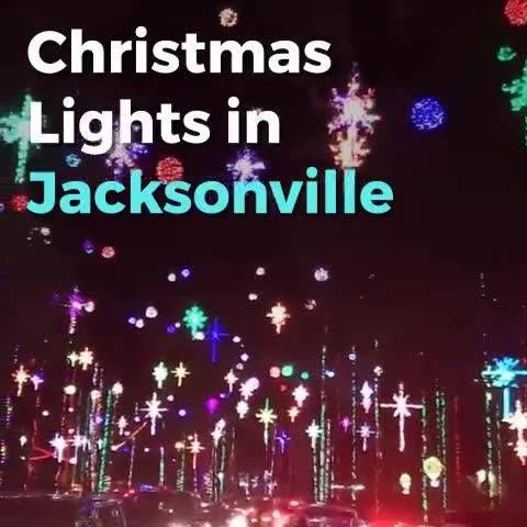 Pin On Jacksonville Christmas Lights