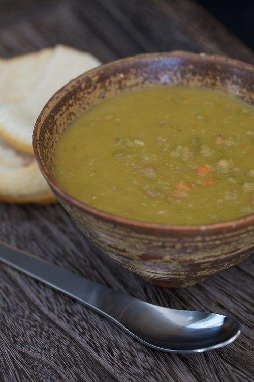 Split Pea Soup with Ham!!!