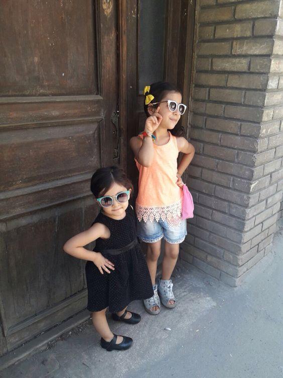 Eileen & Nilia
