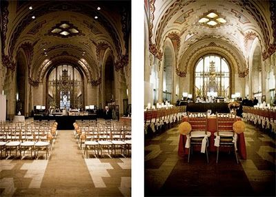 The guardian building in detroit michigan is a beautiful for Beautiful places for a wedding