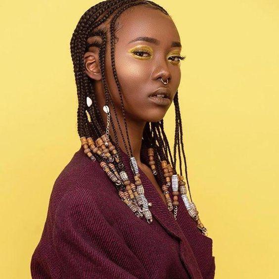 fulani-braids-23 #coolafricanhairstyles