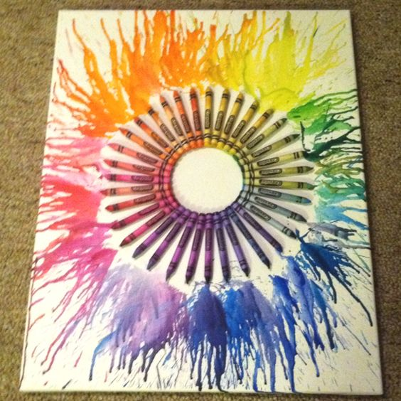 Crayon Colored Circle : Pinterest the world s catalog of ideas