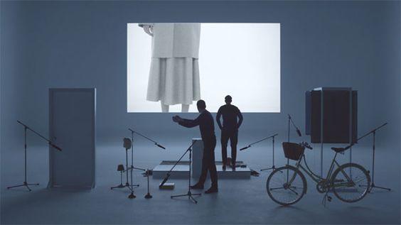 El nuevo corto de la marca COS para promocionar su última colección nos tiene alucinados. Obra de los grandes Lernert & Sander, un trabajo brutal! http://bit.ly/1rxDflz