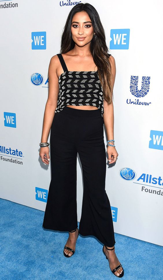 Celebrity Red Carpet Fashion: Best Dressed on the Red Carpet Shay Mitchell
