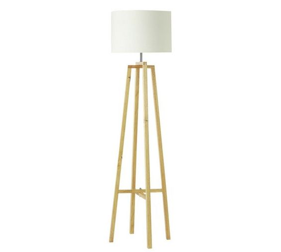 Buy Heart Of House Ketton Wood Quad Floor Lamp At Argos Co Uk Visit Argos Co Uk To Shop Online For Floor Lamps Lighting Home And Floor Lamp Lamp Argos Home