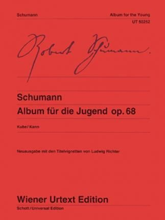 Pdf Download Album For The Young Op 68 Free By Robert Schumann In