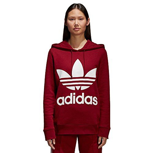 sweat adidas trefoil homme