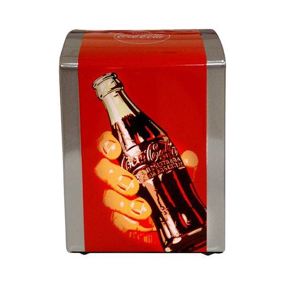 Porta Guardanapo Coca Take