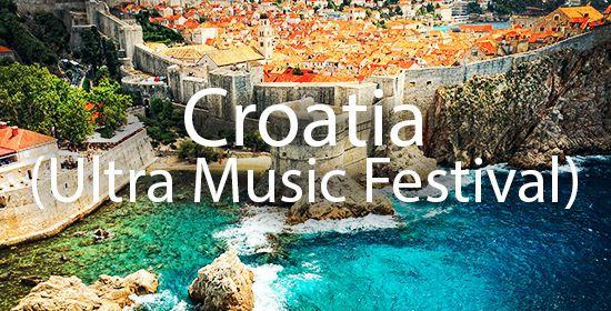 Croatia Yachting Tour  #travel #yachting #music #festivals #ultraeurope #wanderlust