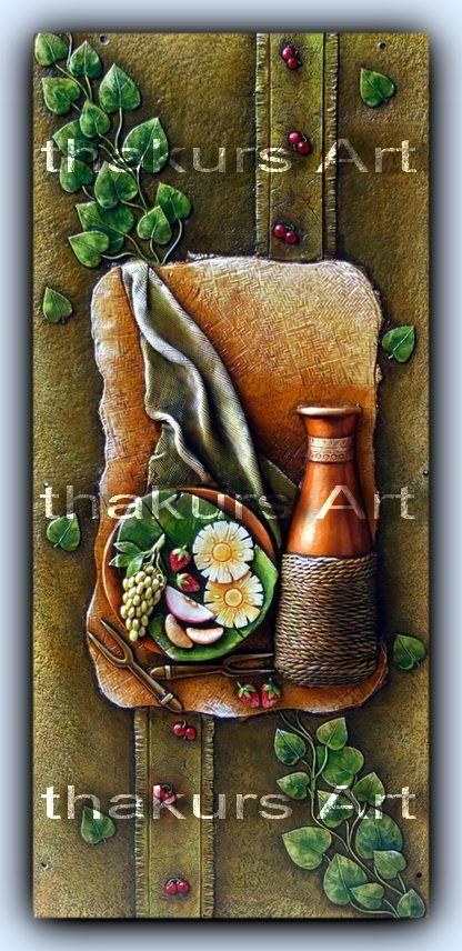3d mural art rajasthani face mural google search 3d for 3d ceramic mural art
