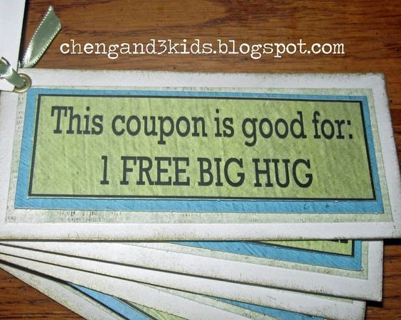 Give the Gift of Your Own Time, Effort, and Love With a Handmade Coupon or Coupon Book