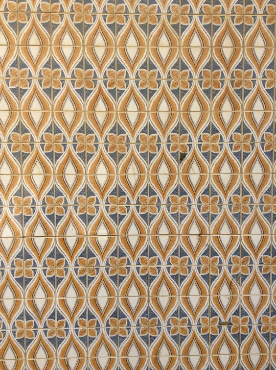 Azulejo em casa portuguesa, Póvoa de Varzim.