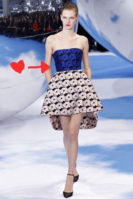 robe Dior 2013