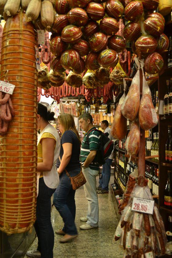 Mercado Municipal/São Paulo.