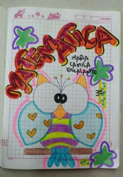 Carita Decoracion De Cuadernos Cuadernos Creativos Y