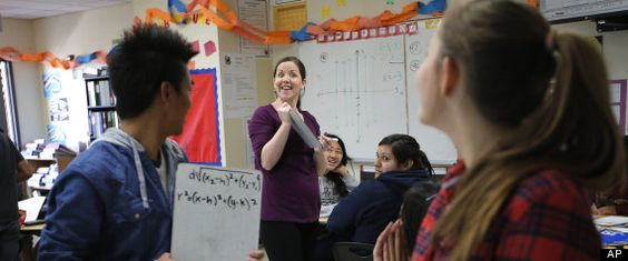'Flipped Learning' Classroom Model Embraced By Teachers In Schools Nationwide | Huff Post Education