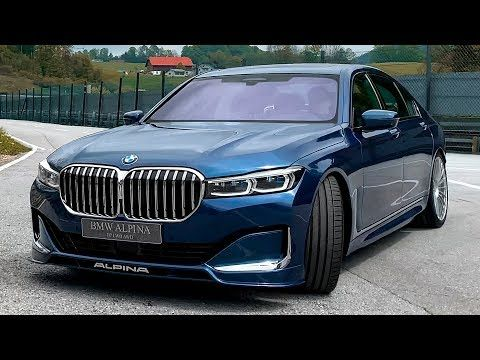 75 2020 Bmw Alpina B7 Wild Luxury Sedan 4k Youtube Bmw
