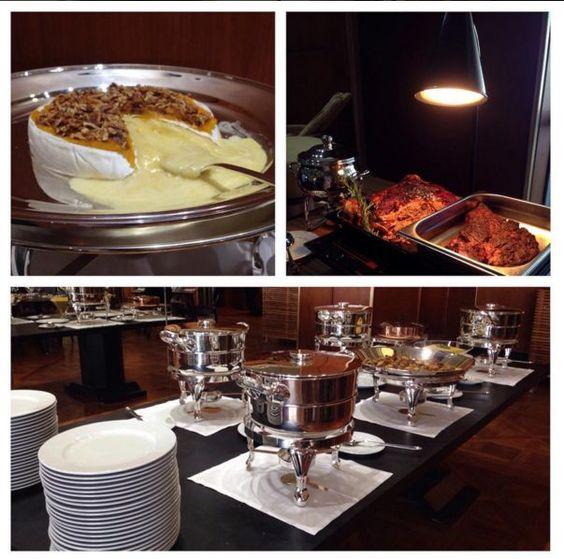 Brunch especial do chef Pascal Valero - fui visitar o Villa Jockey e restaurante Valero - que foram restaurados e podem ser visitados pelo público no Jockey Club de São Paulo.