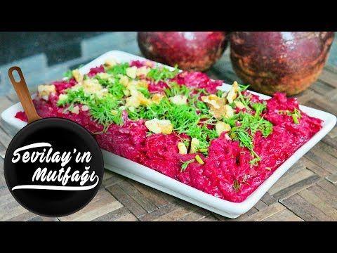 Kırmızı Pancar Salatası Nasıl Yapılır Yoğurtlu Kırmızı Pancar Salatası Tarifi Youtube Pancar Salatası Tarifleri Pancar Salatası Yemek Tarifleri
