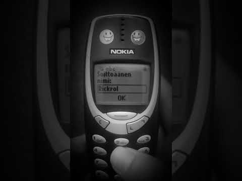 Never Gonna Give You Up Ringtone For Nokia 3310 Youtube Never Gonna Nokia Give You Up