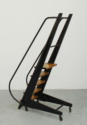 Google Image Result for http://www.artcritical.com/DavidCohen/2009/images/jeanprouve-ladder.jpg